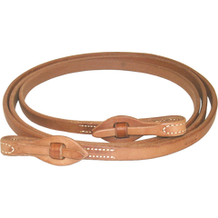 Leather easy attach reins
