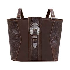 Rodeo ranch 3 compartment market tote