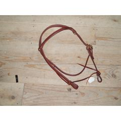Training headstall browband