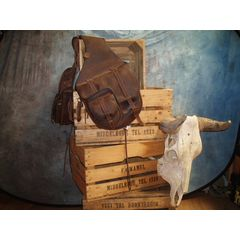 Saddlebag Winchester Large double compartment