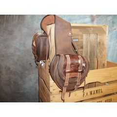 Saddlebag cowhide Hd