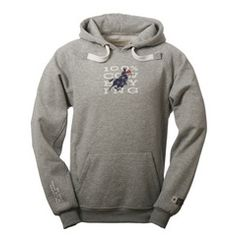 UNISEX HOODED SWEAT 100 % COWBOYING