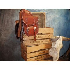 Saddle bag Billy Cook medium