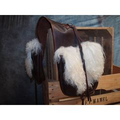 Saddlebag Mohair medium