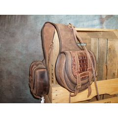 Saddlebag  Kroko Hd