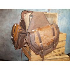 Saddlebag Cowhide large hd